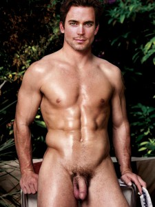 Mmmm Matt Bomer in a hot nude sexy picture!