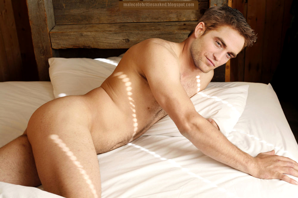 robert pattinson naked 6