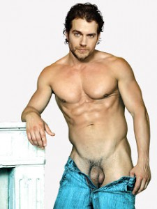 Henry Cavill nude cock picture!