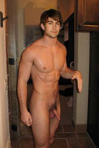 Chace Crawford full nude cock!