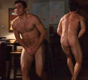 Jake Gyllenhaal nude ass and body