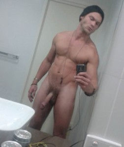 Jamie Brooksby big brother 6 winner nude cock!