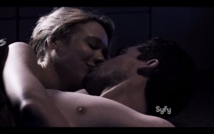 Steven Strait Nude in The Expanse
