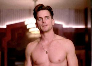 New Matt Bomer Naked Scene