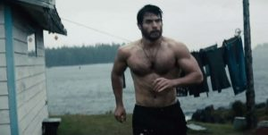 Henry Cavill Shirtless in Underwear