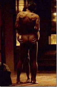 George Clooney Naked and Ripped