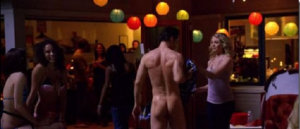Mark-Paul Gosselaar's Flexible Ass