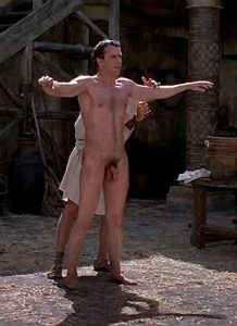 Actor James Purefoy Totally Nude
