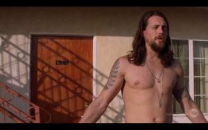 Hunk Ben Robson Nude In Animal Kingdom